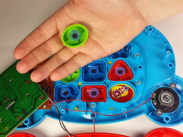 VTech Baby's Learning Laptop Buttons Replacement