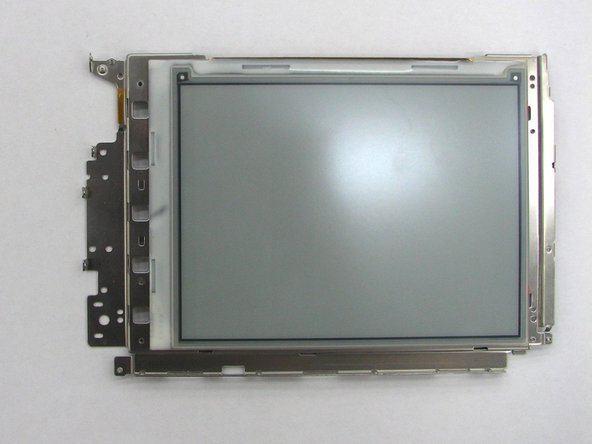 Sony Reader Touch Edition PRS-600 Screen Replacement