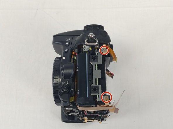 Nikon D7100 Headphone/Microphone Replacement