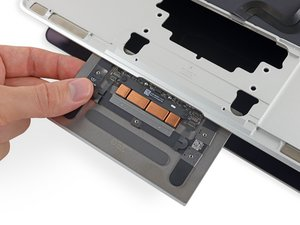 Trackpad Assembly