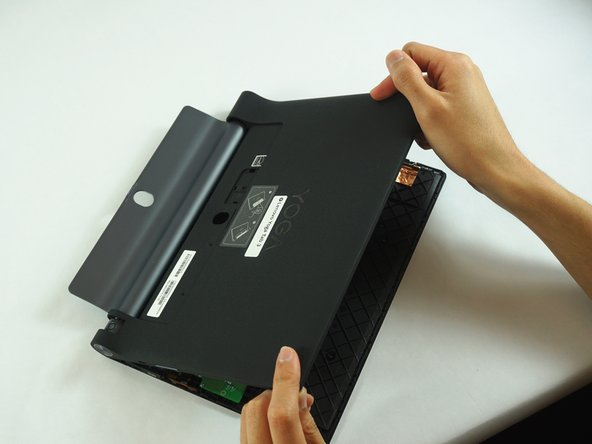 Lenovo Yoga Tab 3 10 Back Cover Replacement