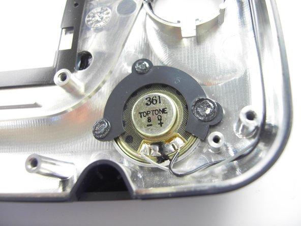 Sega Game Gear Speakers Replacement