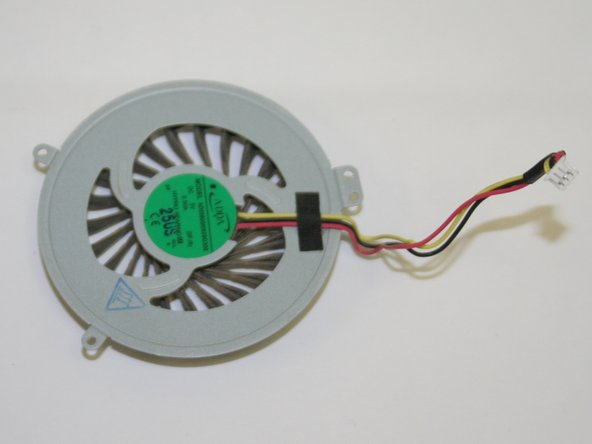 Sony Vaio SVE15112FXS Fan Replacement