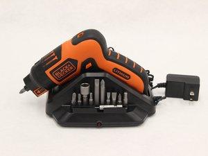 Black and Decker LI4000 Repair