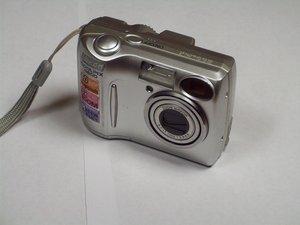 Nikon Coolpix 4600 Repair