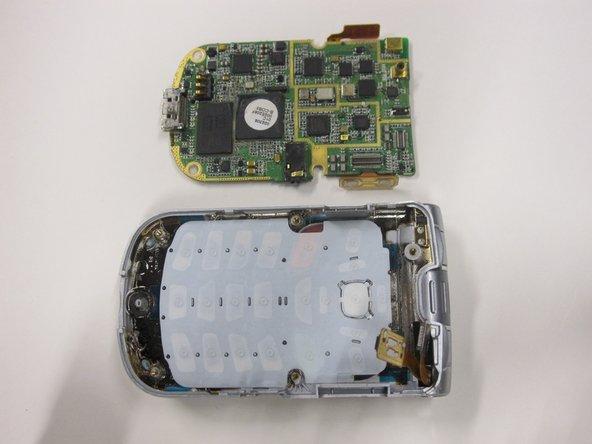 Samsung SCH-A890 Keypad Replacement
