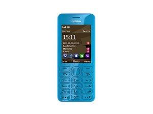 Riparazione Nokia 206
