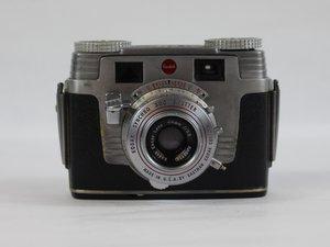 Kodak Signet 35 Repair