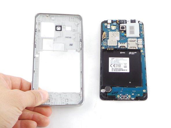 Samsung Galaxy Grand Midframe Replacement
