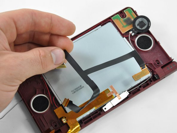 Nintendo DSi XL Camera Assembly Replacement