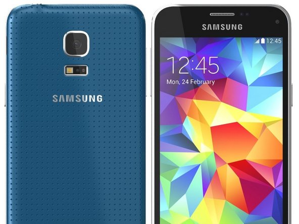 Samsung Galaxy S5 Mini Glass-Only Screen Repair