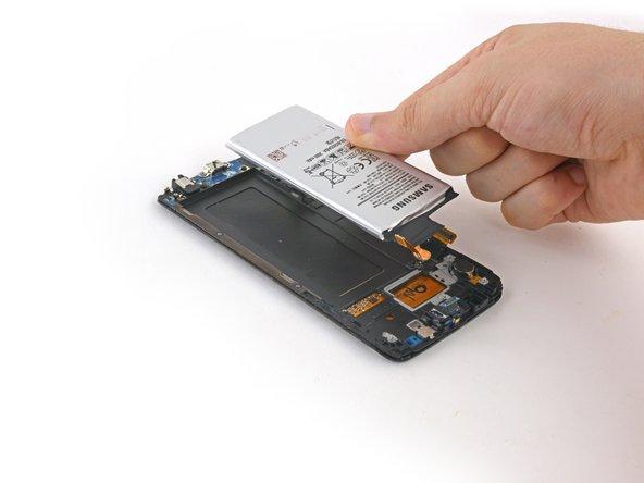 更换三星盖乐世S6 Edge的电池