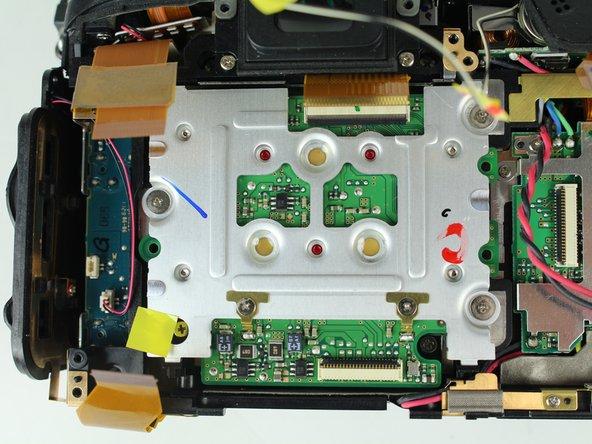 Nikon D7000 Image Sensor Replacement
