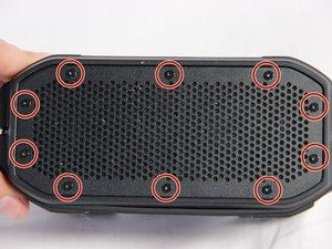 Front Speaker Screen