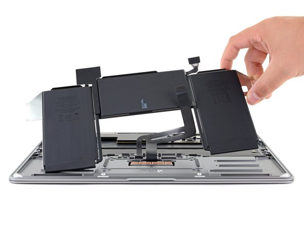 Remove the battery assembly.