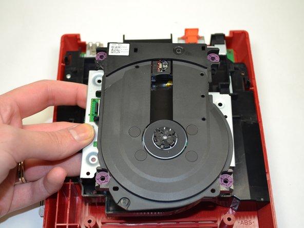 Nintendo Wii mini Disc Drive Replacement