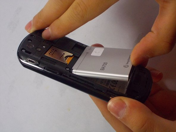 Sony Ericsson Xperia Pro MK16A Battery Replacement