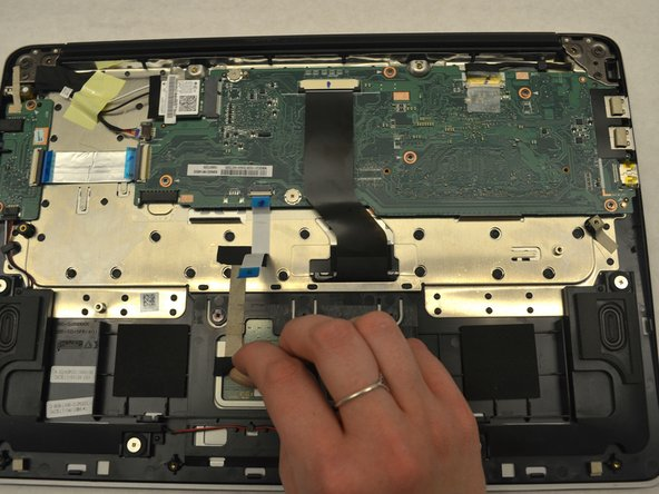 Acer Chromebook 14 CB3-431-C3WS Trackpad Replacement