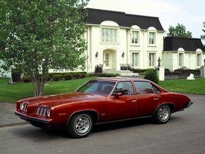 1973-1975 Pontiac Grand Am Repair