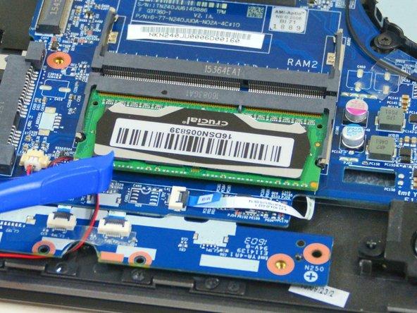 RAM Memory extension why! N240JU