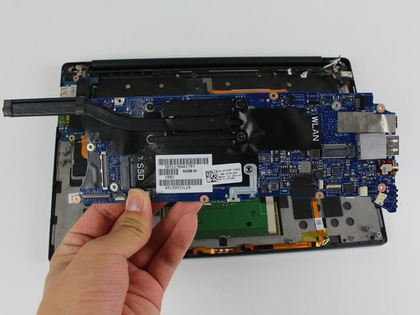 Dell XPS 13 Motherboard Replacement