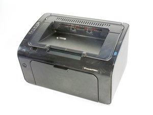 HP LaserJet P1102w Repair