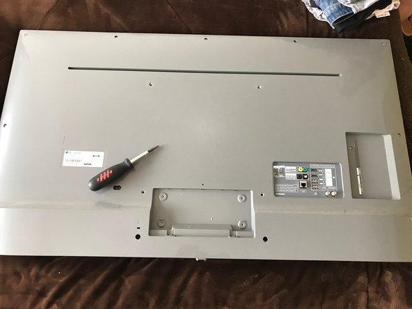 LG TV 49SJ8000 - WiFi module disassembly