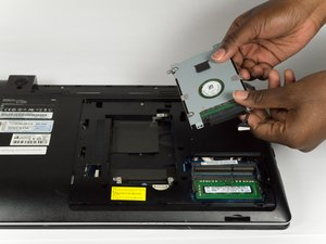 Samsung NP305E5A-A03US Hard Drive Replacement