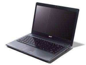 Reparación de Acer Timeline 4810T