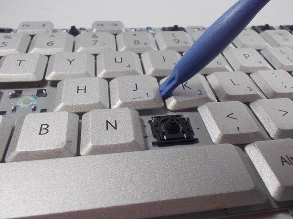 Gateway SA1 Keyboard Key Replacement