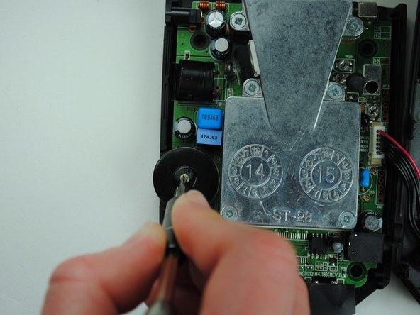 Cobra SPX 5300 Audio Dial Replacement