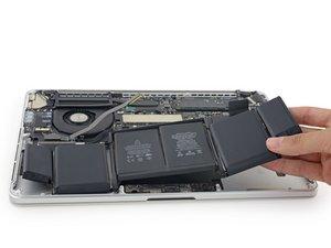 """Remplacement de la batterie du MacBook Pro 13"""" Retina début 2015"""