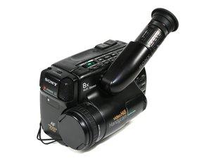 Sony CCD-TR81 Repair