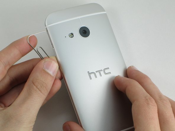 HTC One Mini 2 Back Plate Replacement