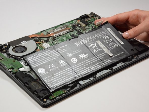 Acer Chromebook C720-2848 Battery Replacement