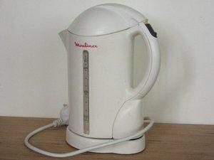 Etude d'unebouilloire (kettle)