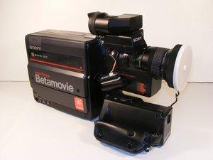 Sony Betamovie BMC-220 Repair