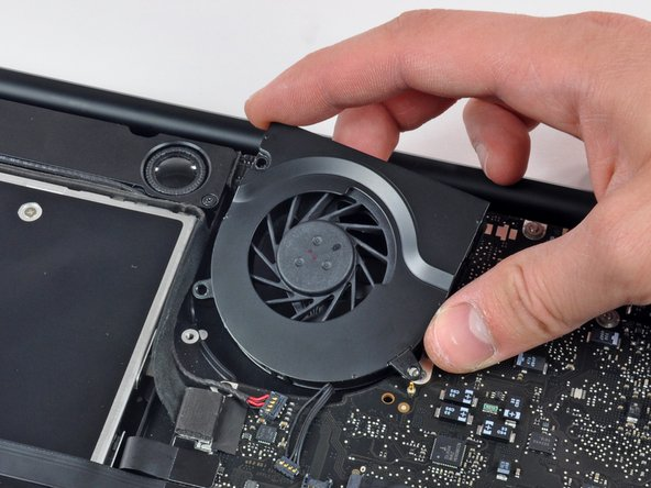 "MacBook Pro 13"" Unibody Mid 2009 Fan Replacement"