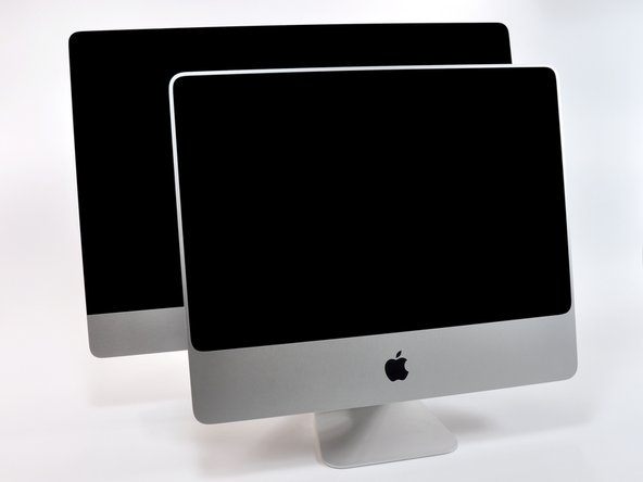 We spared no expense to bring you the latest and greatest. We have in our studio the biggest iMac money can buy.