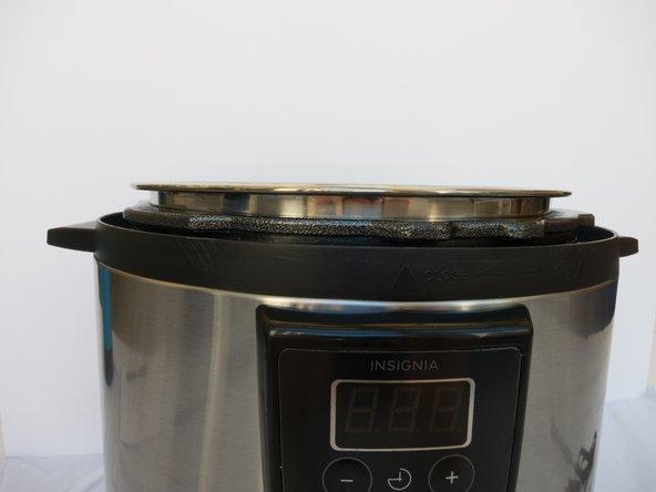 Insignia 6-Quart Pressure Cooker Food Pot Replacement