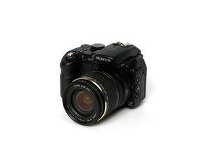 Fujifilm FinePix S9600 Camera Repair