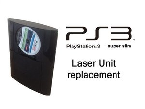 Laser Unit / Deck  replacement