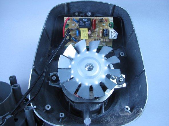Repairing Black and Decker BL3000S Power Cord