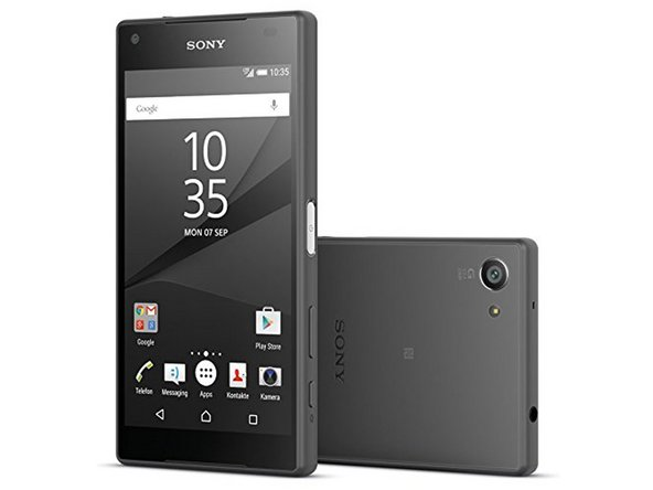 Sony Xperia Z5 Compact Glass / Screen Replacement