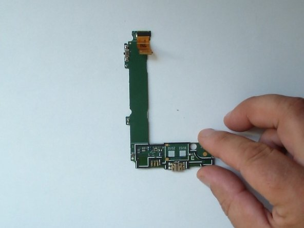 Microsoft Lumia 535 Charging Port Dock and Microphone Flex Replacement