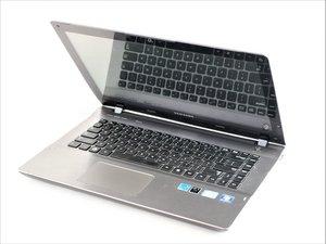 Samsung NP-QX411L Repair