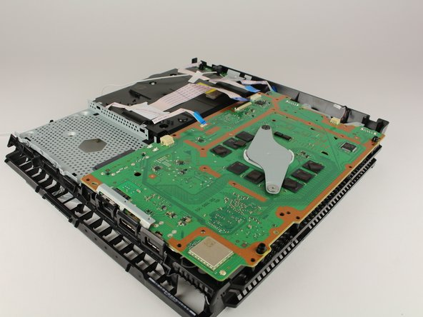 Remplacement de la carte mère du PlayStation 4 Slim