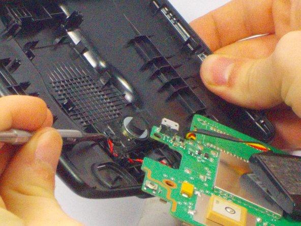 TomTom VIA 1605TM Speaker Replacement