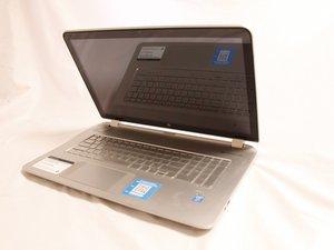 HP Envy TouchSmart m7-k010dx Repair