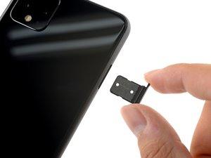 SIM-Karteneinschub
